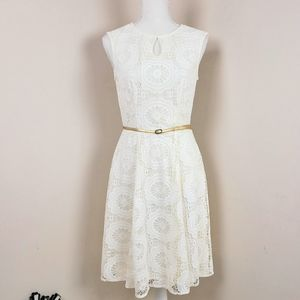 NWOT. London Times lace dress